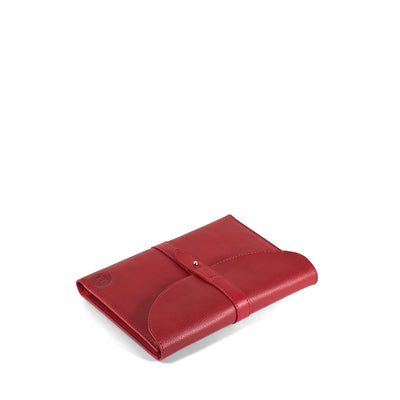 Holden Wraparound A5 Journal - Red