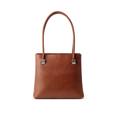 Aoife Leather Shoulder Bag Chestnut - Holden Leathergoods, leather bags handmade in Irelandhttps://holden-leathergoods.myshopify.com/admin/products/5723237447#