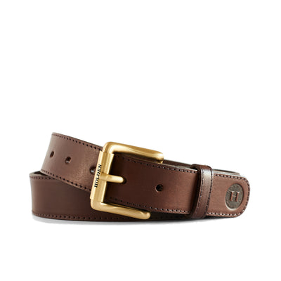 Holden Casual Belt CB4 - Dark Brown