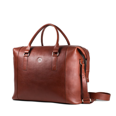 Holden Companion Travel Bag - Chestnut