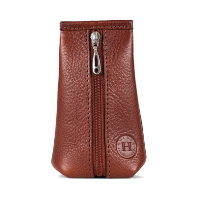 Holden Key Pouch - Chestnut