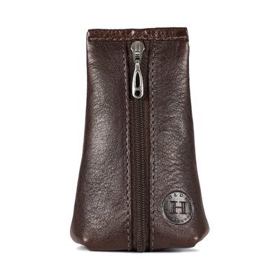 Holden Key Pouch - Dark Brown
