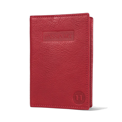 Holden Passport Cover - Red