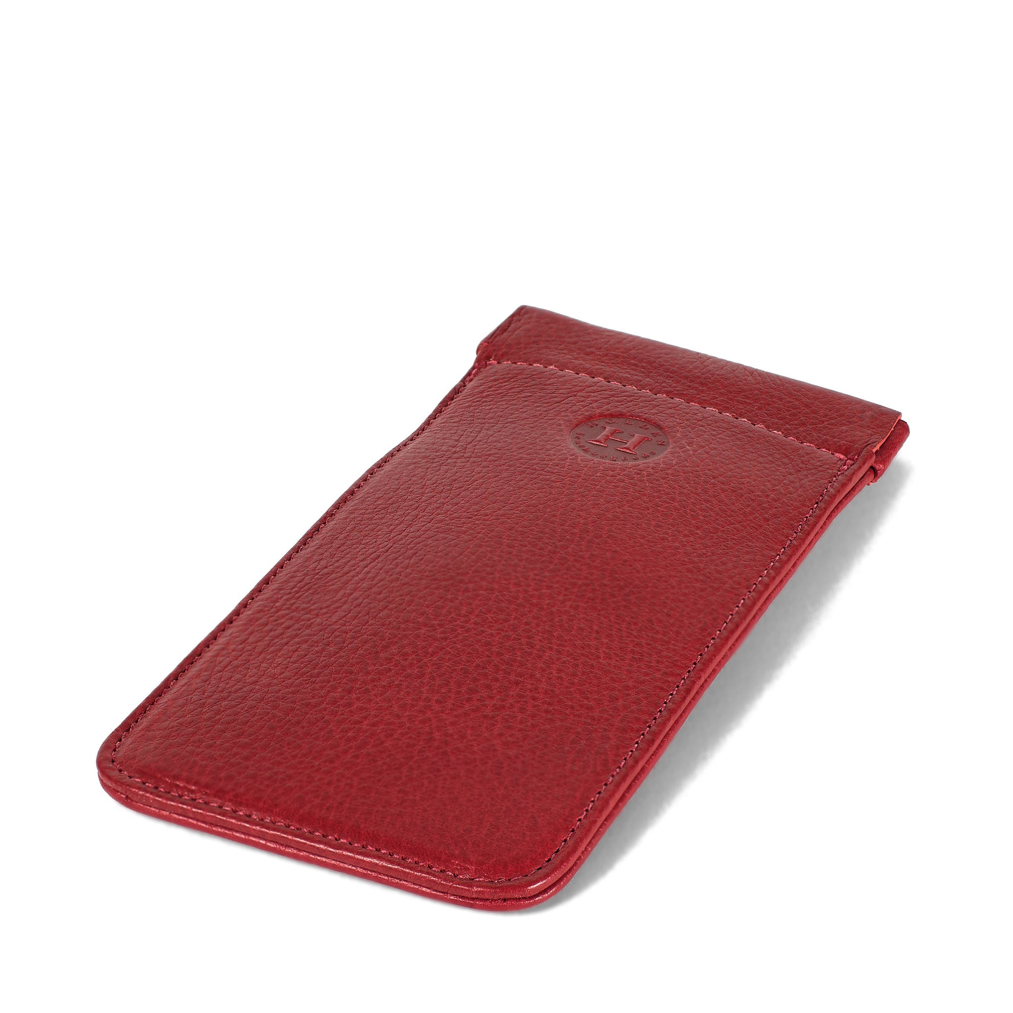Holden Snap Glasses Case - Red