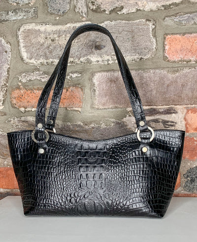Caitlin Medium Tote - Limited Edition Black
