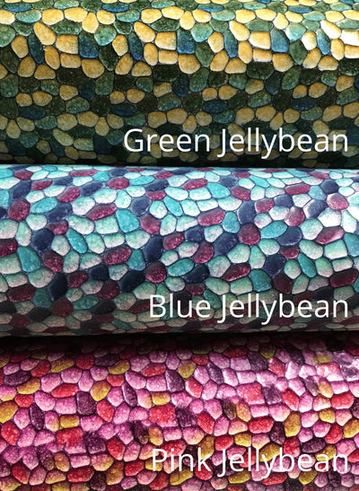 Holden Washbag - Jellybean and Mosaic Finish