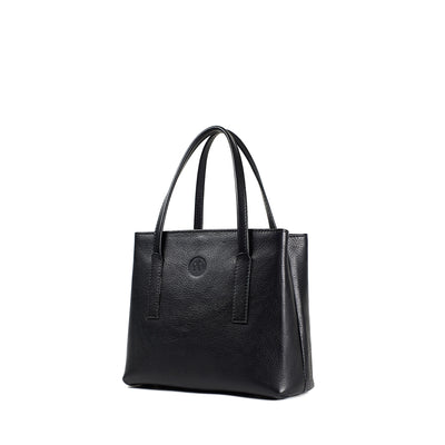 Muireann Small Handbag - Black