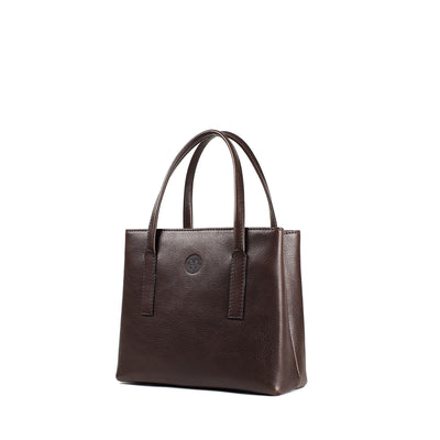 Muireann Small Handbag - Dark Brown