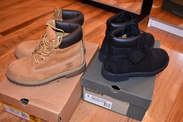 Timberland Boots - a Classic Fav (Click here to read)