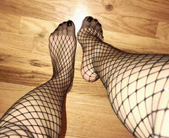 "The ""Nets"" Stockings"
