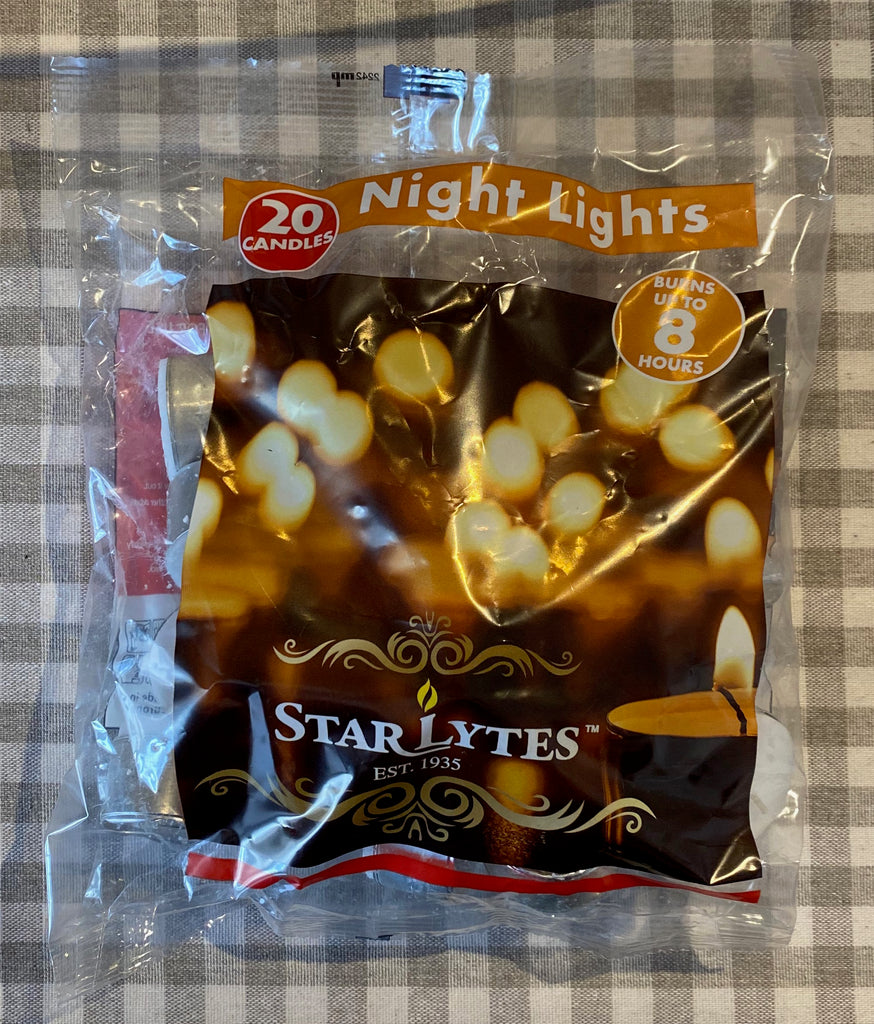 Tea Light Candles - STARLYTES