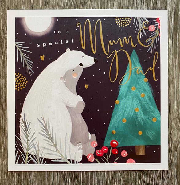 Christmas - Large Luxury Cards