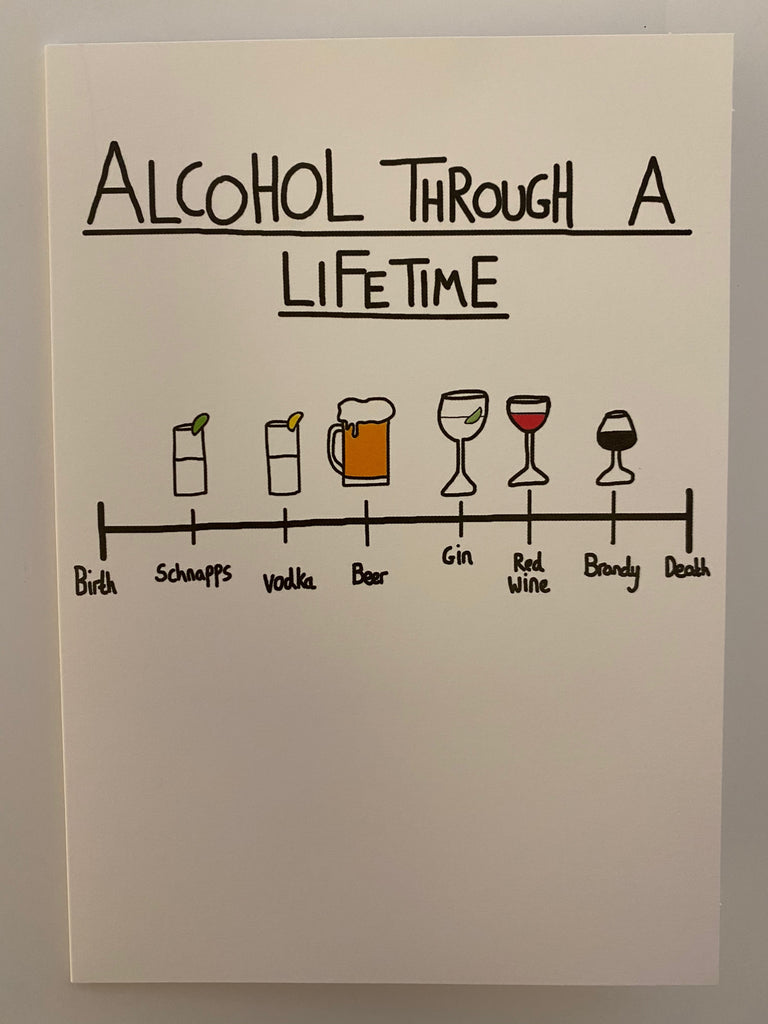 Alcohol Through A Lifetime