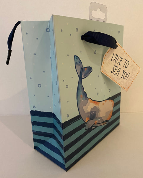 Gift Bag - Happy Ocean - Nice to Sea you