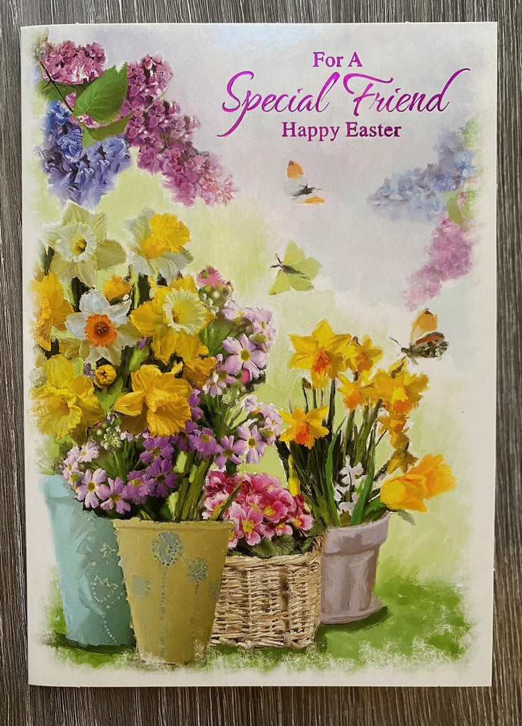 For a Special Friend - Happy Easter