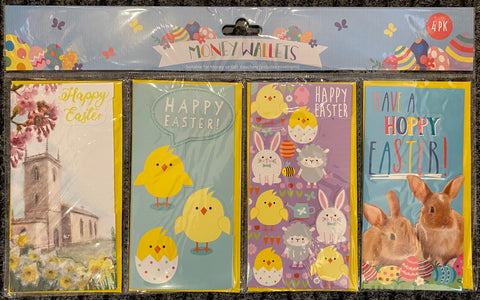 Easter Money Wallets