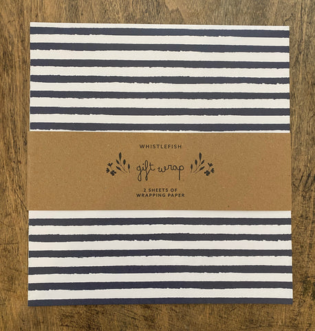 Nautical Stripe - Gift Wrap