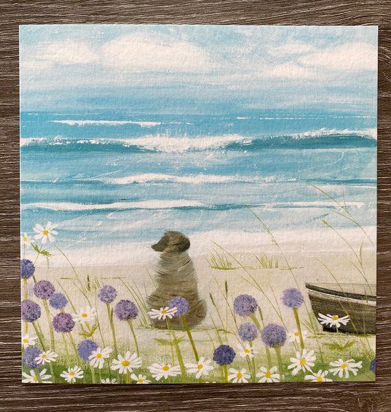 Seaside Theme Cards