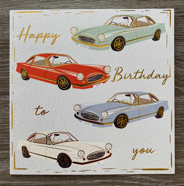 Birthday Cards - General