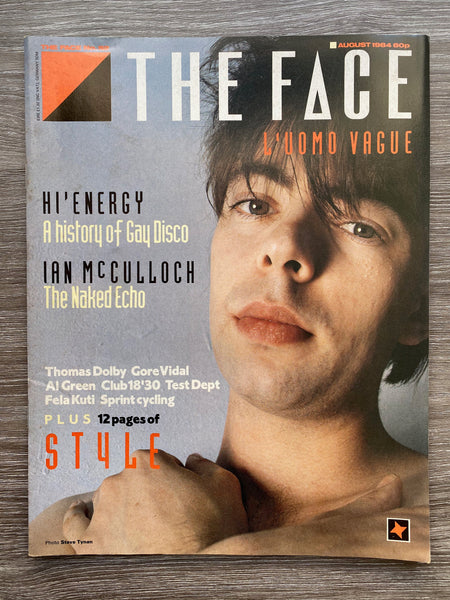 Face Magazines 1980's & 1990's