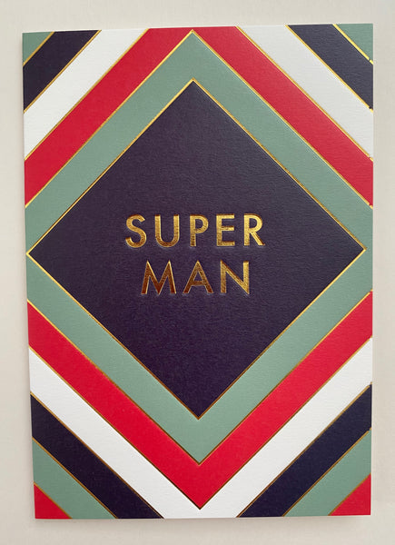 Greetings Cards - Male