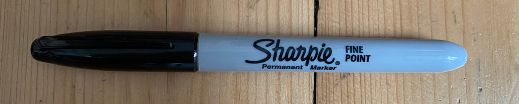 Sharpie Permanent Marker - Fine Point