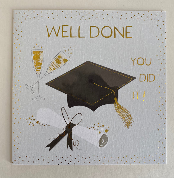 Congratulations/ Well Done/ Exams/ Driving Test Cards