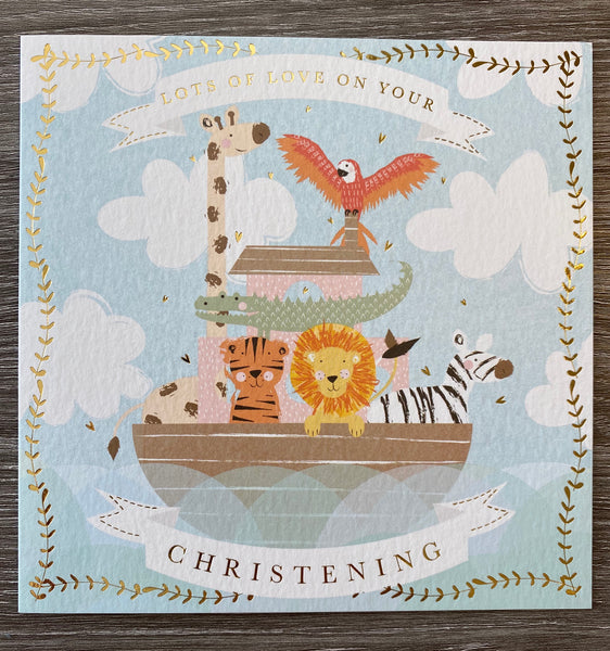 Christening Cards