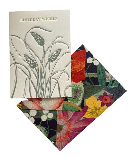 Birthday Cards - Kew Gardens Collection