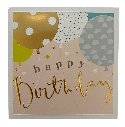 Large Luxury Cards -Birthday - General - Occasions