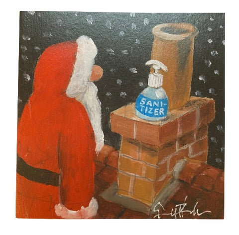 Christmas Humour Cards - Gerry Plumb
