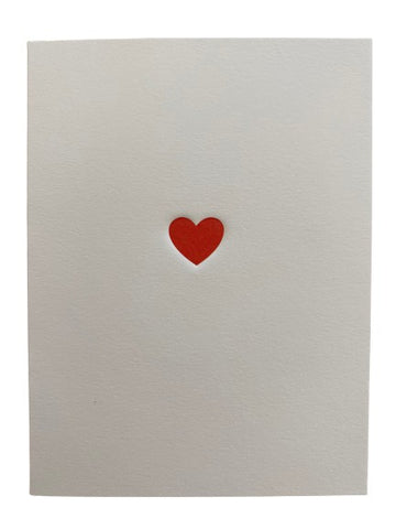 Small Cards - Love Hearts