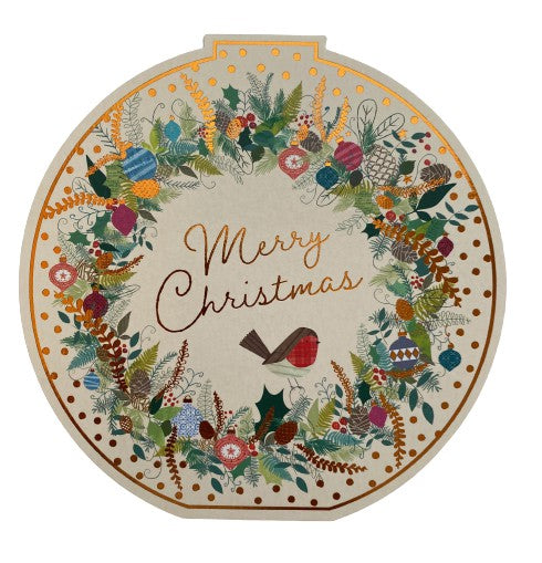 Christmas Cards - Flowers & Foliage