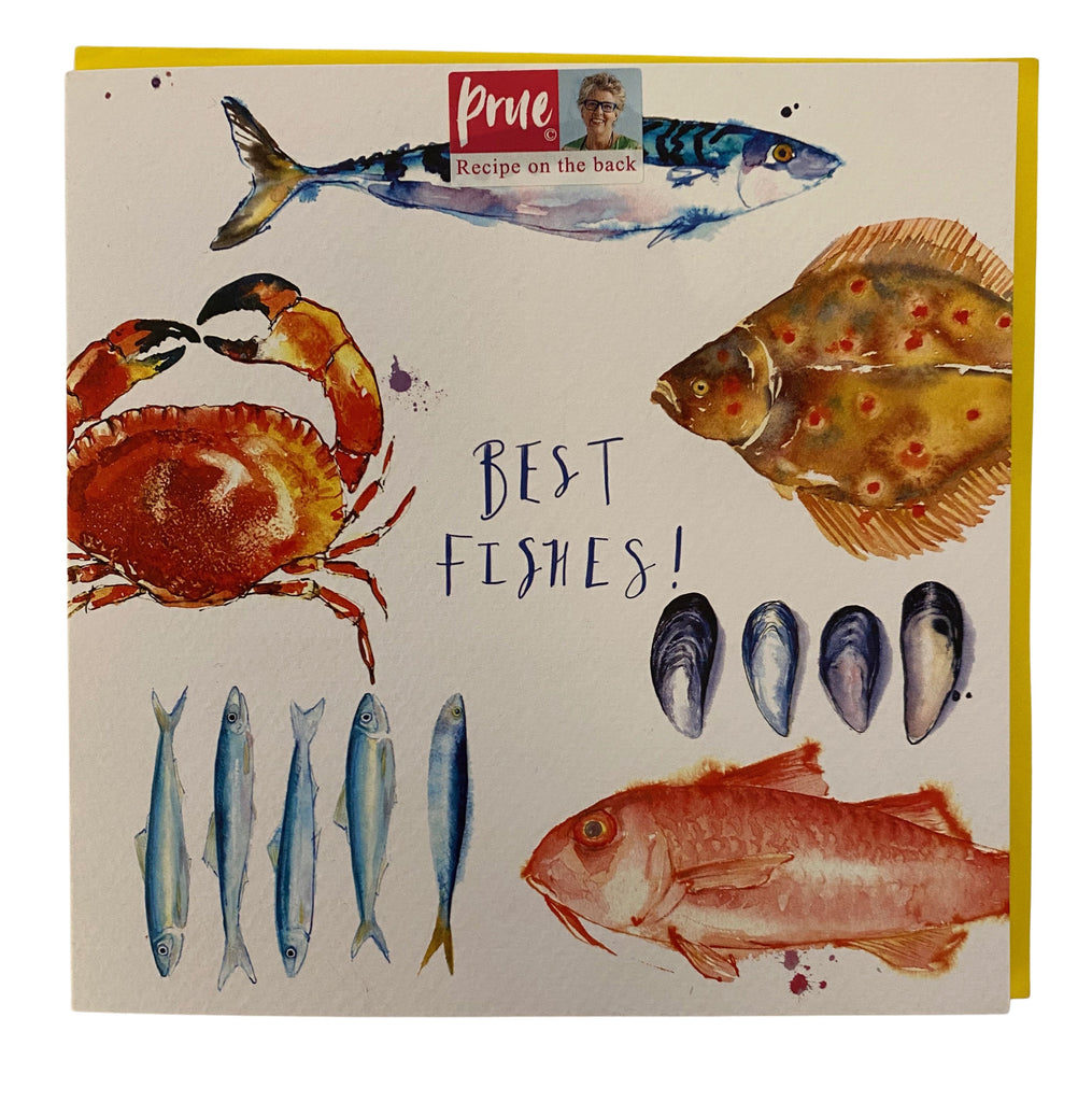 Best Fishes (Prue Leith)