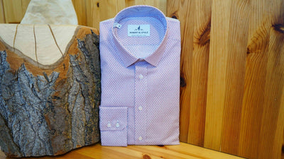 Christmas in Vienna Dress Shirt