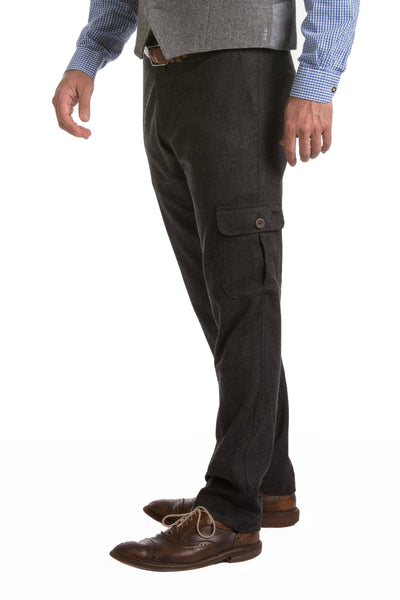 James - Austrian Loden Wool Trousers