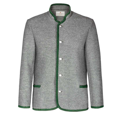 mens bavarian wool jacket