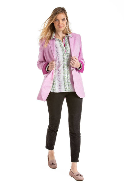 Jane - Austrian Women's Linen Jacket