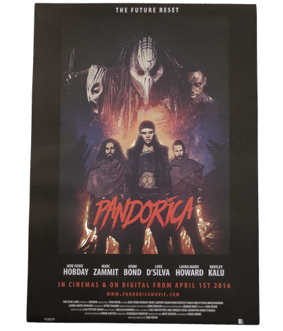 PANDORICA Poster - Signed