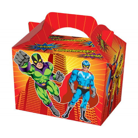 Superhero lunch party box