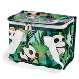 Panda Design Woven Cool Bag Lunch Box