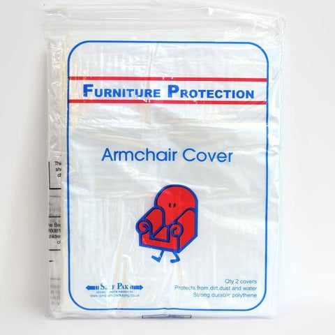 Furniture Protection Cover - Cover - Armchair Cover(s) 2 Pce