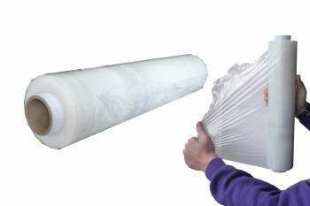 Furniture Protection Cover - SHRINK WRAP 400mm X 300M Extendable Handles Q–Lite Pre–Stretch Film