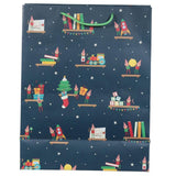 Christmas Elf Design Gift Bag 26 x 12 x 33cm
