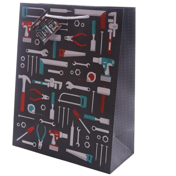 Tools Design Gift Bag 26 x 12 x 33cm