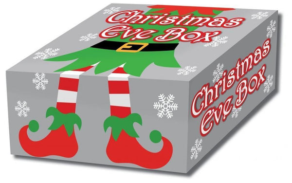 Christmas Eve Box - Elf Design Xmas Eve Box