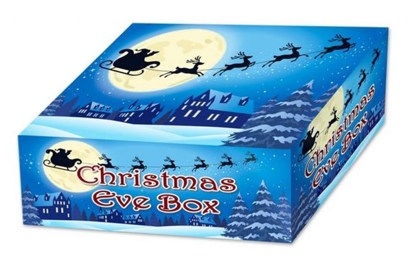Christmas Eve Box - Night Before Christmas - Design Xmas Eve Box
