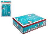 Special Delivery Christmas Eve Box 45 x 34 x 12.5cm - Blue
