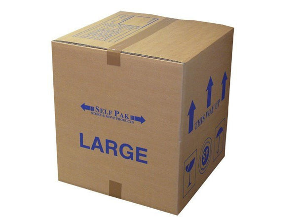 Box - Large/Tea Chest Box 450x450x500mm