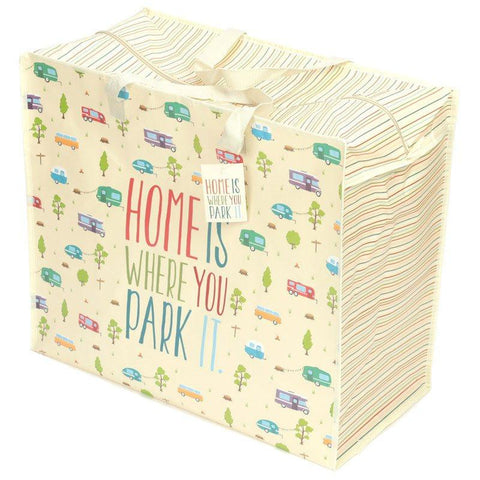 Laundry Bags - Camper - Home Is Where You Park It! Design Laundry Storage Bag
